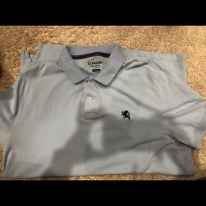 Men's Express polo shirt